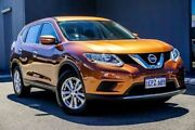 2014 Nissan X-Trail T32 ST X-tronic 2WD Gold 7 Speed Constant Variable Wagon Osborne Park Stirling Area Preview
