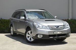 2009 Subaru Outback B5A MY10 2.0D AWD Silver 6 Speed Manual Wagon South Maitland Maitland Area Preview