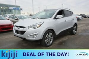 2014 Hyundai Tucson AWD LIMITED Accident Free,  Navigation (GPS)