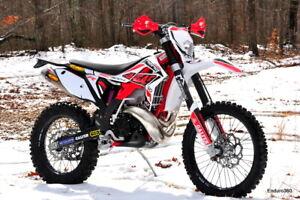 2014 GAS GAS Racing Dirt Bike XC300