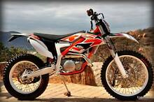 WANTED: KTM FREERIDE 250R or 350 Sydney City Inner Sydney Preview