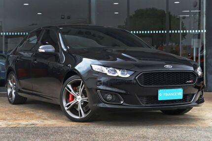 2015 Ford Falcon FG X XR8 Black 6 Speed Sports Automatic Sedan Parramatta Parramatta Area Preview
