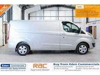 2014 14 FORD TRANSIT CUSTOM 2.2 290 LIMITED LR P/V 1D 124 BHP DIESEL PANEL VAN