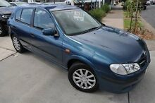 2001 Nissan Pulsar N16 LX Blue Manual Sedan Margate Redcliffe Area Preview