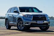 2015 Toyota Kluger GSU55R GXL AWD Silver 6 Speed Sports Automatic Wagon Bunbury Bunbury Area Preview