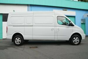 2015 LDV V80 High Roof LWB White 5 Speed Manual Van