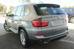 2012 BMW X5 E70 MY12 xDrive30d Steptronic Grey 8 Speed Sports Automatic Wagon Wangara Wanneroo Area Preview