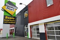 STORAGE MART - Parking available. Easy access to QEW/427!!