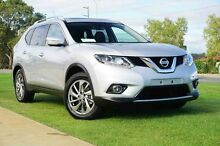 2015 Nissan X-Trail T32 TL X-tronic 2WD Brilliant Silver 7 Speed Constant Variable Wagon Wangara Wanneroo Area Preview