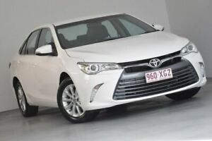 2017 Toyota Camry ASV50R Altise White 6 Speed Sports Automatic Sedan Albion Brisbane North East Preview