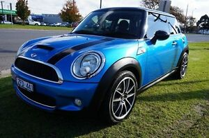 2008 Mini Hatch R56 Cooper S Laser Blue 6 Speed Sports Automatic Hatchback Dandenong Greater Dandenong Preview