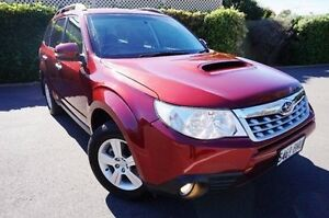 2012 Subaru Forester S3 MY12 2.0D AWD Red 6 Speed Manual Wagon Glenelg East Holdfast Bay Preview