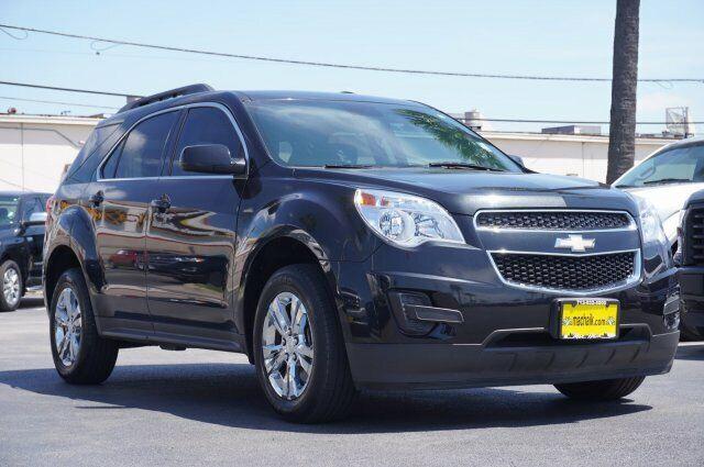 Owner 2014 Chevrolet Equinox Lt 94602 Miles Black Granite Metallic Sport Utility Gas/E