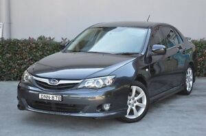 2011 Subaru Impreza G3 MY11 RS AWD Dark Grey 4 Speed Sports Automatic Hatchback South Maitland Maitland Area Preview