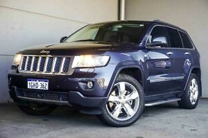 2012 Jeep Grand Cherokee WK MY2012 Overland 6 Speed Sports Automatic Wagon Pearsall Wanneroo Area Preview
