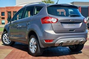 2012 Ford Kuga TE Trend AWD Brown 5 Speed Sports Automatic Wagon