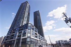 2+1 Bdrm Sun Filled Unit In The Heart Of Square One
