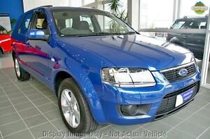 2009 Ford Territory SY Mkii TX Blue 4 Speed Sports Automatic Wagon Westminster Stirling Area Preview