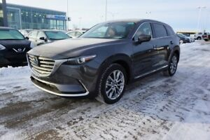 2019 Mazda CX-9 AWD GT NAVIGATION, LEATHER, HEATED/COOLED SEATS,
