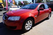 2011 Holden Commodore VE II Omega Sizzle 4 Speed Automatic Sedan Dandenong Greater Dandenong Preview