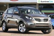 2010 Kia Sportage SL SI Black 6 Speed Sports Automatic Wagon Ringwood East Maroondah Area Preview