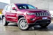 2017 Jeep Grand Cherokee WK MY17 Laredo 4x2 Red 8 Speed Sports Automatic Wagon Osborne Park Stirling Area Preview