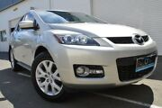2007 Mazda CX-7 ER1031 MY07 Luxury Silver 6 Speed Sports Automatic Wagon Ashmore Gold Coast City Preview