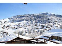 LA CLUSAZ from Dec16th, 3 bedroom 64m², ski-in ski-out apartment
