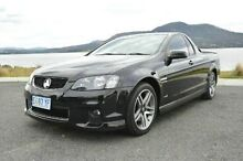 2011 Holden Ute VE II SS Black 6 Speed Manual Utility Derwent Park Glenorchy Area Preview