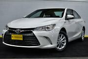 2016 Toyota Camry AVV50R Altise White 1 Speed Constant Variable Sedan Hybrid Canning Vale Canning Area Preview