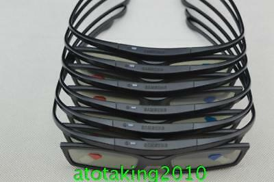 6 X Samsung Active 3D GLASSES Substitute for Epson RF3D Glasses ELPGS03