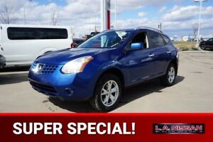 2010 Nissan Rogue SL ALL WHEEL DRIVE Accident Free,  Heated Seat