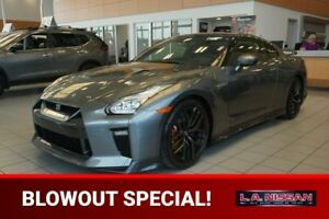2018 Nissan GT-R PREMIUM EDITION 2DR 3.8L TWIN TURBO V6, 20 INCH