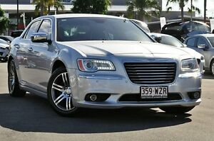 2012 Chrysler 300 LX MY12 C E-Shift Silver 8 Speed Sports Automatic Sedan Robina Gold Coast South Preview