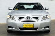 2008 Toyota Camry ACV40R Altise Silver 5 Speed Automatic Sedan Thornlie Gosnells Area Preview