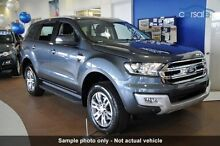 2015 Ford Everest  Grey Sports Automatic Wagon Zetland Inner Sydney Preview