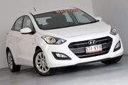 2015 Hyundai i30 GD3 Series II MY16 Active White 6 Speed Sports Automatic Hatchback Indooroopilly Brisbane South West Preview