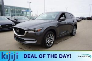 2019 Mazda CX-5 GT-SKYACTIV AWD LEATHER, HEATED/COOLING SEATS, N