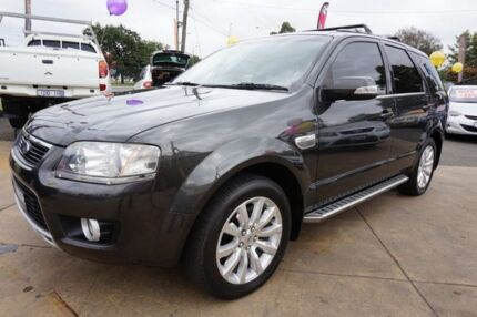 2010 Ford Territory SY Mkii Ghia AWD Edge 6 Speed Sports Automatic Wagon Dandenong Greater Dandenong Preview