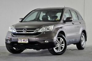 2009 Honda CR-V RE MY2007 4WD Gold 5 Speed Automatic Wagon Robina Gold Coast South Preview