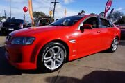 2009 Holden Commodore VE MY09.5 SS Red Hot 6 Speed Sports Automatic Sedan Dandenong Greater Dandenong Preview