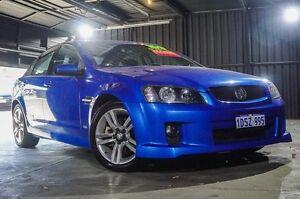 2010 Holden Commodore VE MY10 SS Blue 6 Speed Manual Sedan Wangara Wanneroo Area Preview