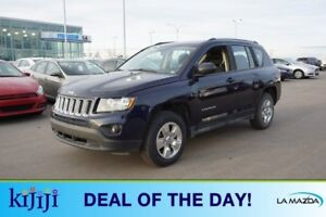 2015 Jeep Compass FWD SPORT Accident Free,