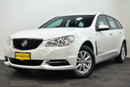 2014 Holden Commodore VF MY14 Evoke Sportwagon White 6 Speed Sports Automatic Wagon Edgewater Joondalup Area Preview