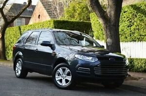 2011 Ford Territory SZ TX Seq Sport Shift Grey 6 Speed Sports Automatic Wagon Thorngate Prospect Area Preview