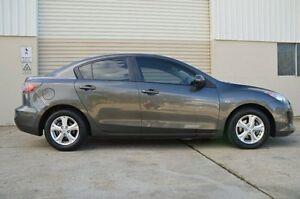 2012 Mazda 3 BL10F2 Neo Grey 6 Speed Manual Sedan Ashmore Gold Coast City Preview