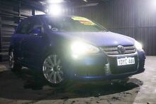2007 Volkswagen Golf V MY08 R32 DSG 4MOTION Blue 6 Speed Sports Automatic Dual Clutch Hatchback Wangara Wanneroo Area Preview