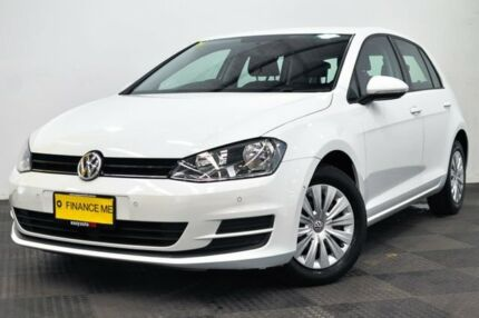 2014 Volkswagen Golf VII MY14 90TSI DSG White 7 Speed Sports Automatic Dual Clutch Hatchback Edgewater Joondalup Area Preview