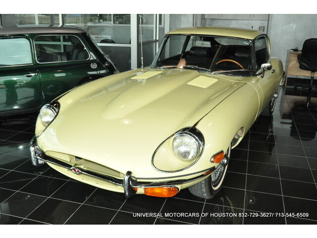 Imagen 1 de Jaguar E-type yellow