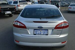 2009 Ford Mondeo MB Zetec Silver 6 Speed Automatic Hatchback Wangara Wanneroo Area Preview